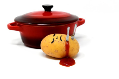 Heidi Gebhardt: Friedas Kartoffelgemüse