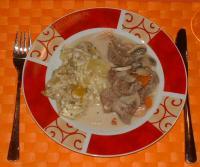 Omas Weißgericht vom Kalb